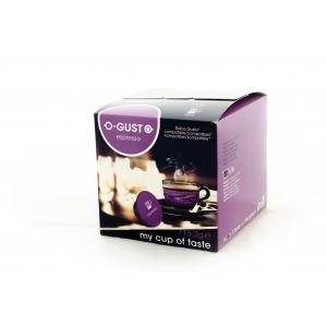 O-Gusto Espresso voor Dolce Gusto®