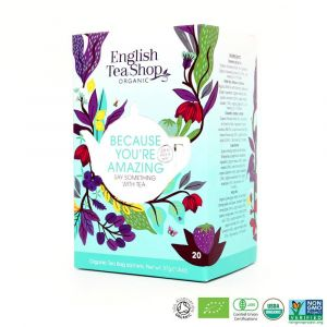 English Tea Shop Super Berries Thee