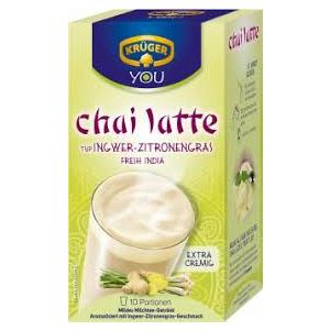 Kruger Chai Latte Thee Tea Fresh India