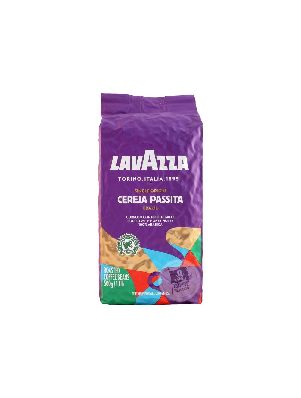 Lavazza Single Origin Cereja Passita coffee beans